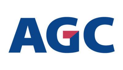 logo vector AGC