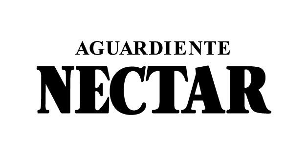 logo vector Aguardiente Nectar