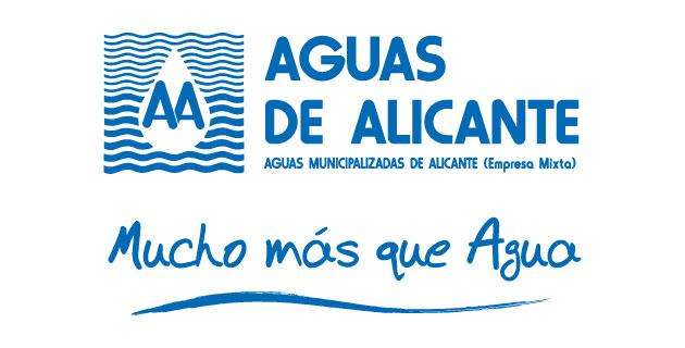 logo vector Aguas de Alicante