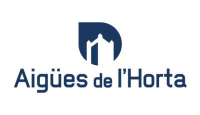 logo vector Aigües de l'Horta