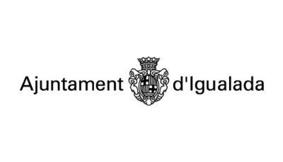 logo vector Ajuntament d'Igualada