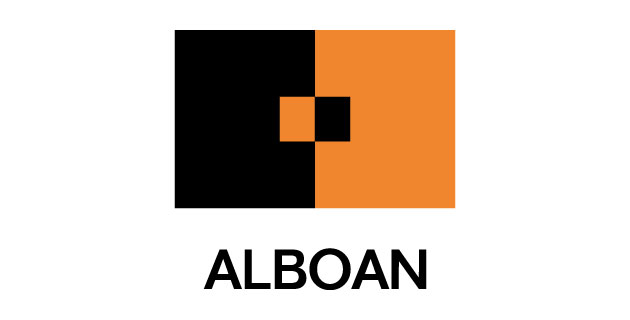 logo vector Alboan