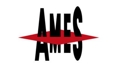 logo vector AMES