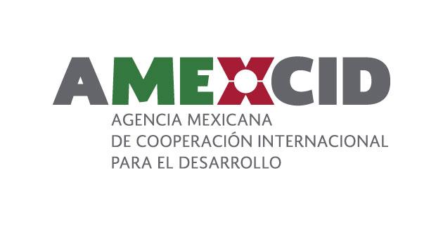 logo vector AMEXCID