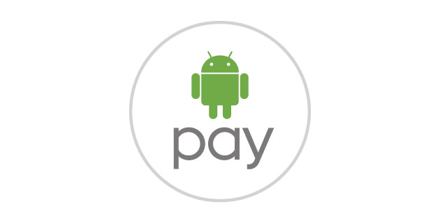 logo vector Android Pay