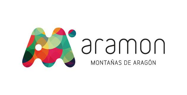logo vector Aramón