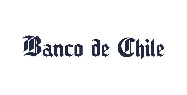 logo vector Banco de Chile