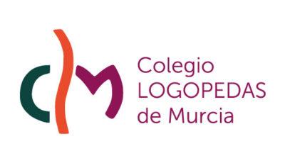 logo vector Colegio Logopedas de Murcia