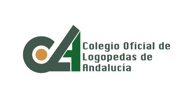 logo vector Colegio Oficial de Logopedas de Andalucía