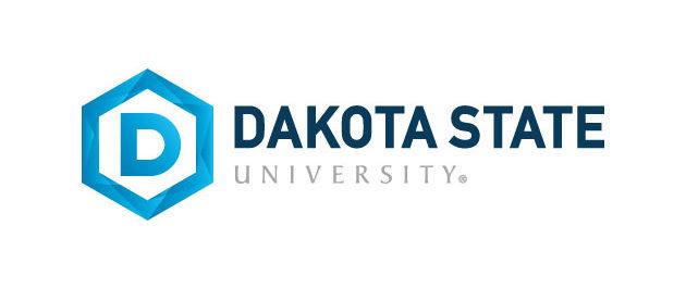 logo vector Dakota State University