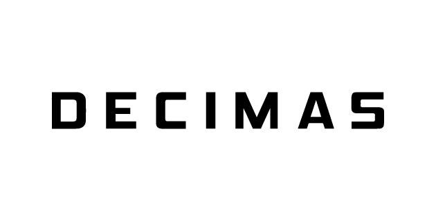 logo vector DECIMAS