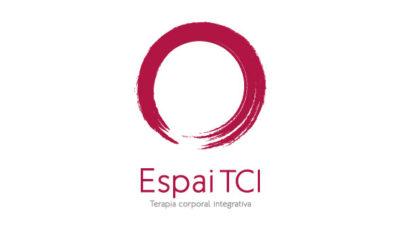 logo vector Espai TCI