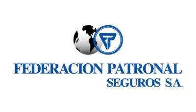 logo vector Federación Patronal