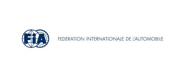 logo vector FIA