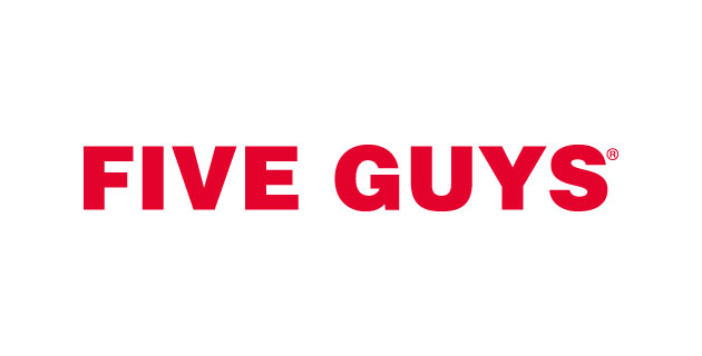 logo vector Five Guys