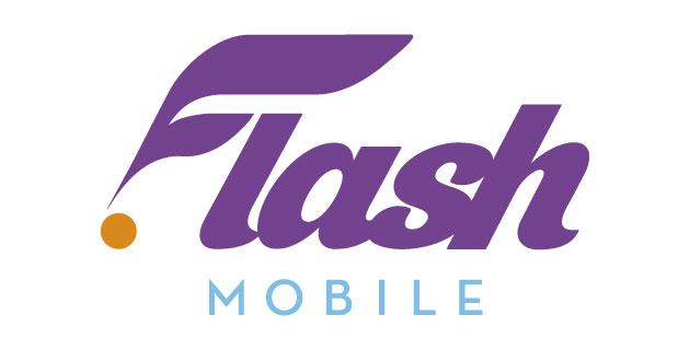 logo vector Flash Mobile