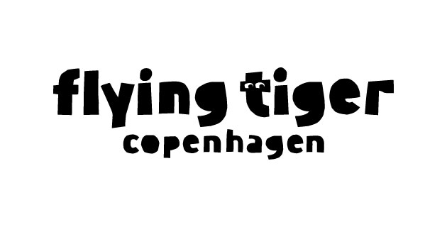 logo vector Flying Tiger