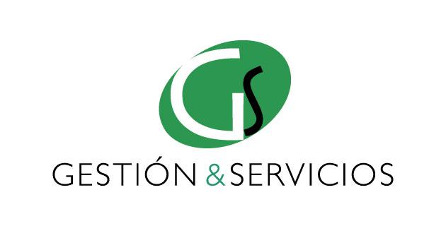 logo vector Gestión y Servicios