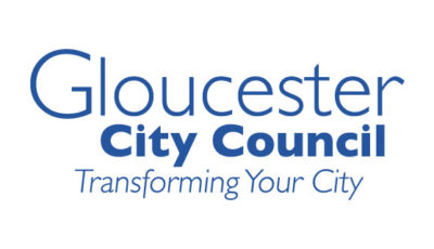 logo vector Gloucester City Council