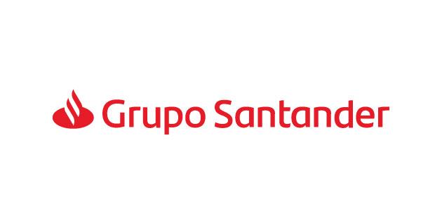 logo vector Grupo Santander