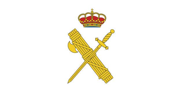logo vector Guardia Civil