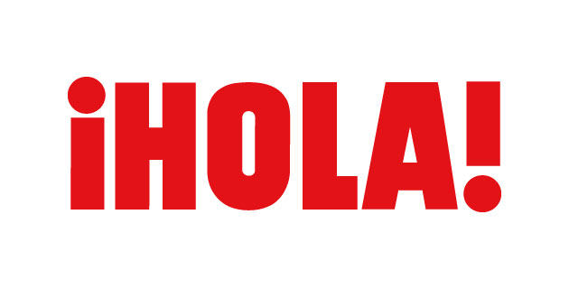 logo vector ¡HOLA!