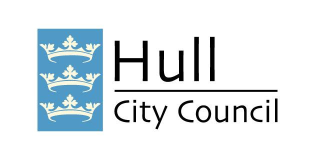 logo vector Hull City Council