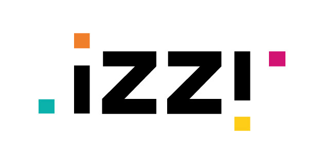 logo vector izzi