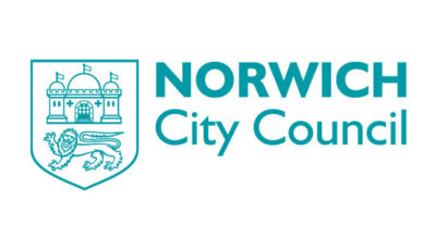 logo vector Norwich City Council