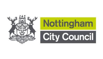 logo vector Nottingham City Council