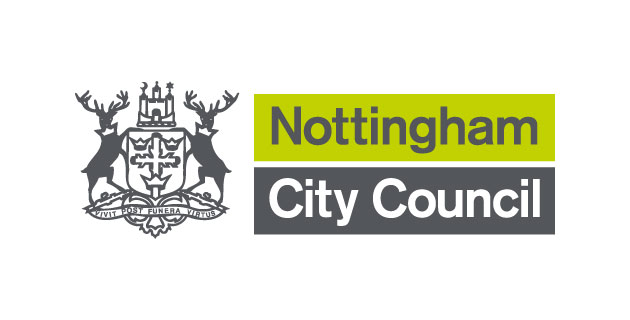 logo vector Nottingham City Council