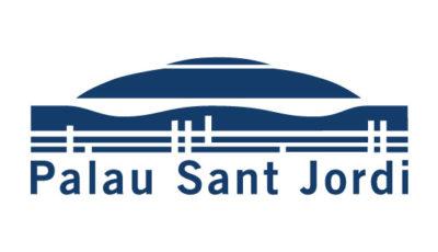 logo vector Palau Sant Jordi