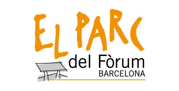 logo vector Parc del Forum