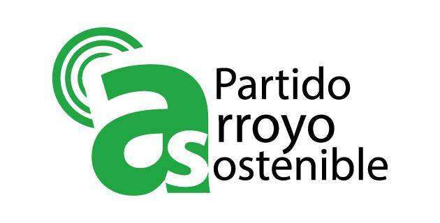 logo vector Partido Arroyo Sostenible