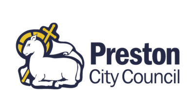 logo vector Preston City Council