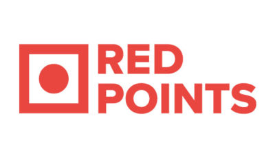 logo vector Red Points