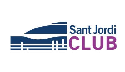 logo vector Sant Jordi Club