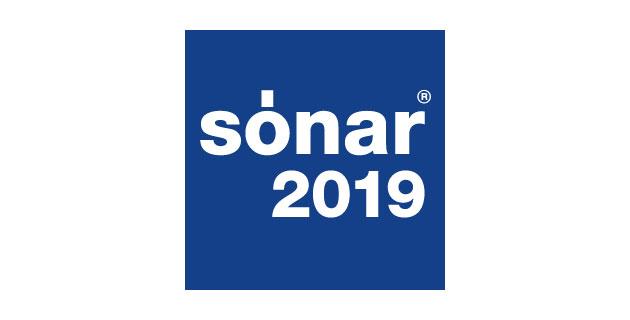 logo vector Sónar 2019