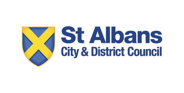 logo vector St Albans City and District Council