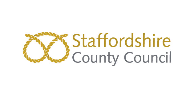 logo vector Staffordshire County Council