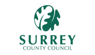 logo vector Surrey County Council