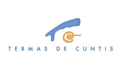 logo vector Termas de Cuntis