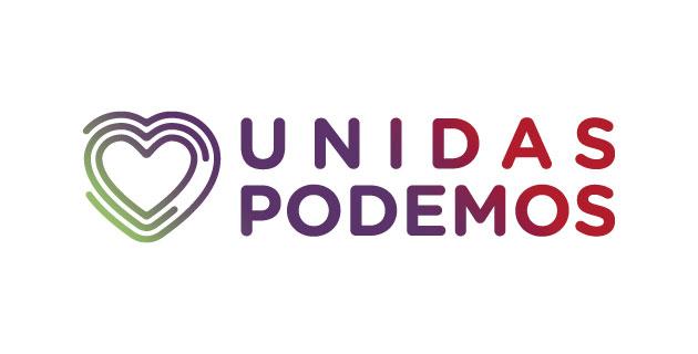 logo vector Unidas Podemos