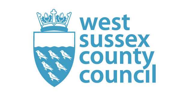logo vector West Sussex County Council