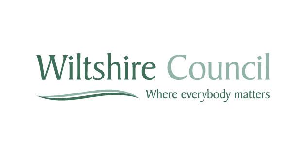 logo vector Wiltshire Council