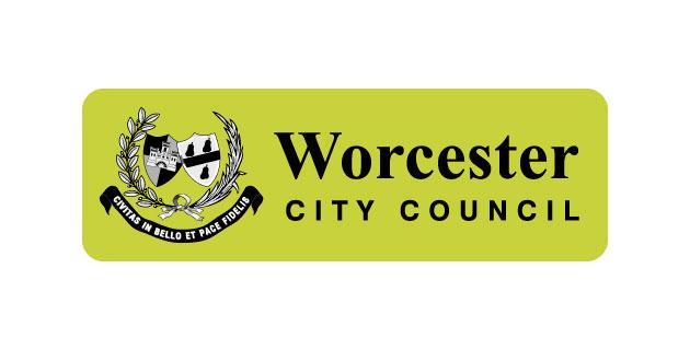 logo vector Worcester City Council