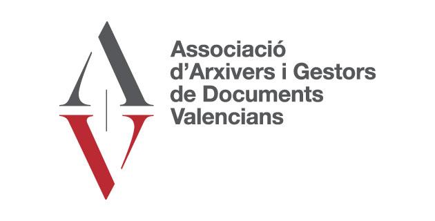 logo vector Associació d'Arxivers i Gestors de Documents Valencians