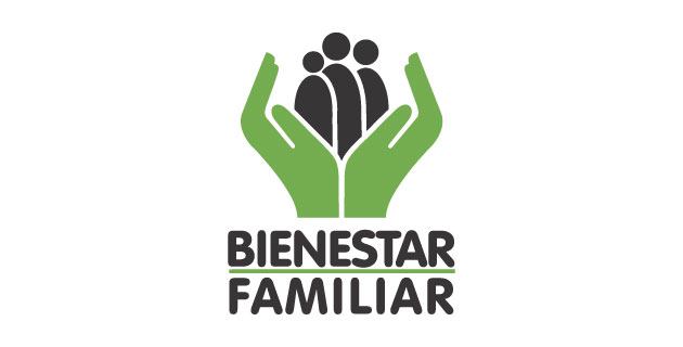 logo vector Bienestar Familiar