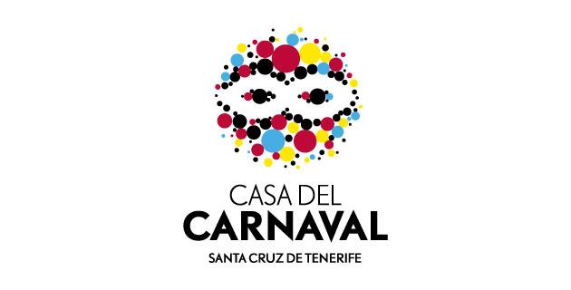 logo vector Casa del Carnaval Santa Cruz