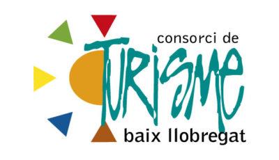 logo vector Consorci de Turisme del Baix Llobregat